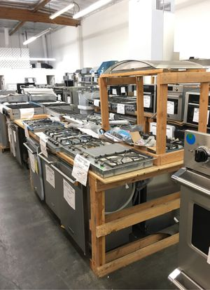 Warehouse full high end appliances discounted for Sale in Los Angeles, CA