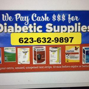 Diabetics Test Strips for Sale in Phoenix, AZ