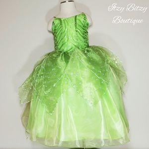 Princess dress, Tinkerbell Fairy dress for Sale in San Antonio, TX