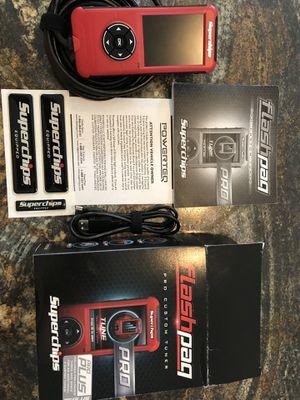 Superchips Flashpaq Pro Plus 5850 for Sale in Allendale, MI