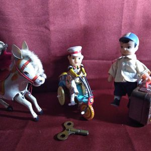 Vintage China Tin Toys for Sale in Morrow, GA