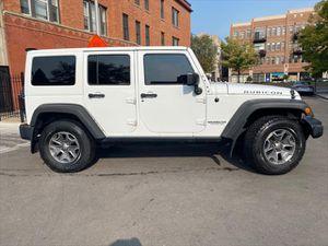 2014 Jeep Wrangler Unlimi for Sale in Chicago, IL
