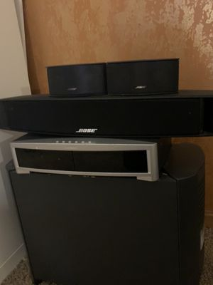 Bose Speaker System for Sale in Bolingbrook, IL