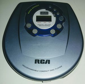RCA Programmable Compact Disk Player for Sale in Brevard, NC