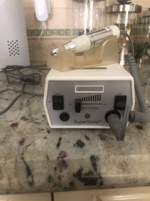Acrylic machine/nail drill for Sale in Glendale, CA