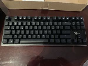 Royal Kludge LED Bluetooth Gaming Keyboard for Sale in Evansville, IN