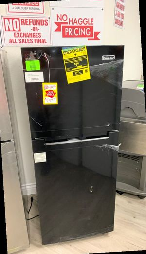 MAGIC CHEF HMDR1000B TOP FREEZER REFRIGERATOR P8SG for Sale in Seal Beach, CA