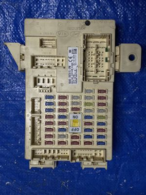 Hyundai Veloster 2012 Fuse Box for Sale in Miami Gardens, FL