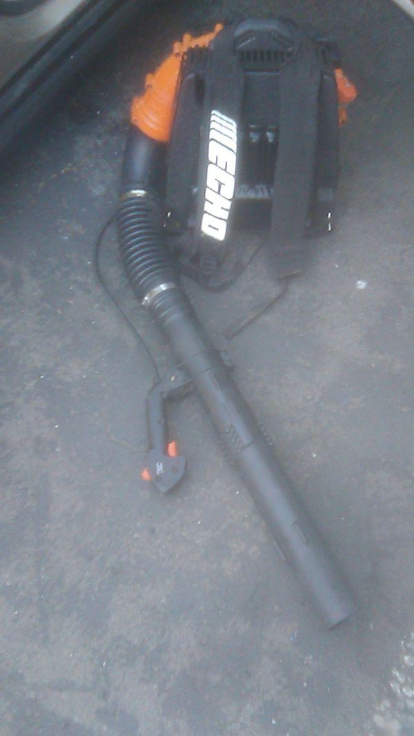 Echo backpack blower PB 500 T