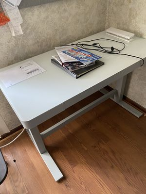 Adjustable height work station with drawer for Sale in Arlington Heights, IL