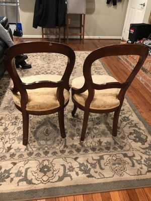 Antique Parlor Chairs for Sale in Olney, MD