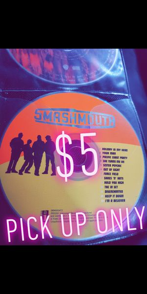 Smashmouth cd for Sale in Fontana, CA