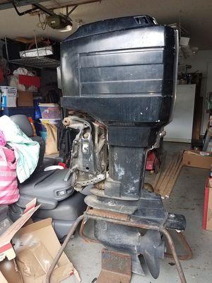 90hp Mercury outboard boat motor for Sale in Ramona, CA