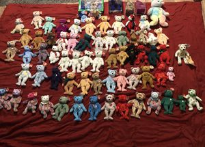 Beanie baby's TY for Sale in Vallejo, CA