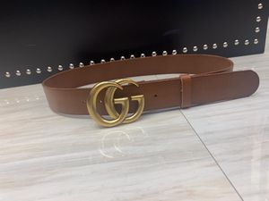 Gucci belt Marmont Brown with Gold Brass buckle New Unisex sizes 30-38 inch waist for Sale in New York, NY