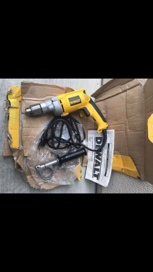 Dewalt drill for Sale in Madera, CA