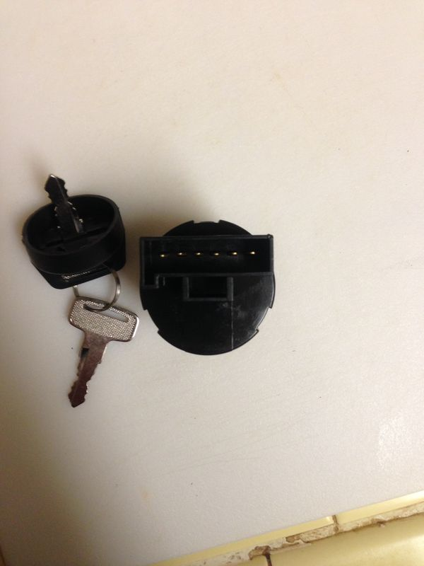 New 3 position ignition for Polaris