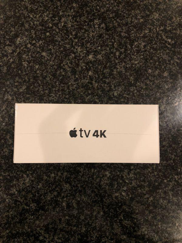 APPLE TV 4K 32 GB UNOPENED