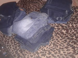 Various jeans listed 3.50 each for Sale in Cleveland, OH