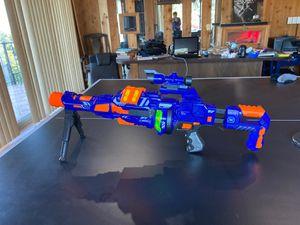 Nerf gun/ foam ball riffle for Sale in La Habra, CA