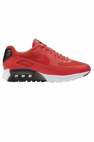 Women's Nike Air Max 90 Ultra Essential 724981-600 Infrared Running Shoes Size 8. Condition is Pre-owned. See pictures ask questions and make an offe for Sale in New York, NY