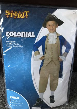 Colonial Costume for Sale in Phoenix, AZ
