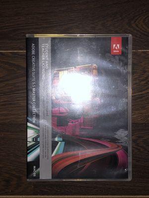 Adobe Creative Suite 5.5 Master Collection for Sale in Vero Beach, FL