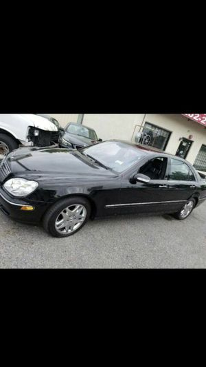2003 Mercedes Benz s430 for Sale in Washington, DC