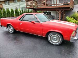 78 el camino(trade only) for Sale in Kent, WA
