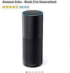 Amazon Echo for Sale in Fresno, CA
