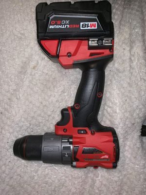 Milwaukee hammer drill for Sale in Sherman, TX