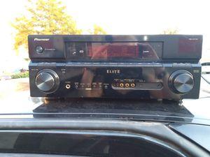 Pioneer Elite Audio Receiver VSX 91TXH for Sale in Addison, TX
