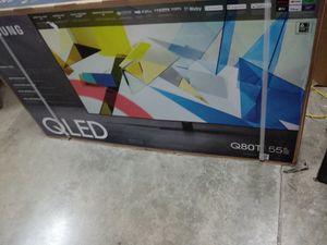 """55"""" samsung qled 4k smart tv for Sale in Santa Ana, CA"""