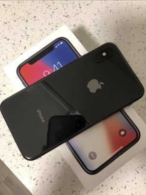 iPhone X 256 GB for Sale in Long Beach, CA