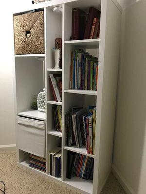 IKEA kallax shelf for Sale in Manassas, VA