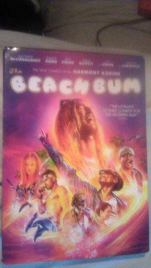 Beach Bum Dvd for Sale in Fresno, CA