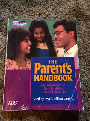 The Parent's Handbook for Sale in Westminster, CA