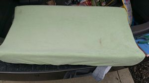 Changing pad curved excellent condition for Sale in Grove City, OH