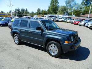 2007 Jeep Patriot for Sale in Lynnwood, WA