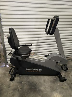 Nordictrack VR Commercial Recumbent exercise bike for Sale in Clearwater, FL