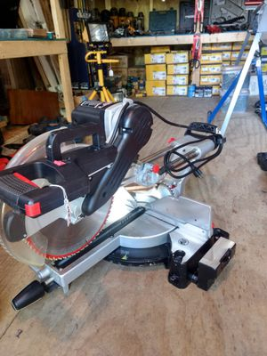 """Admiral 12"""" chop saw for Sale in Berwick, PA"""