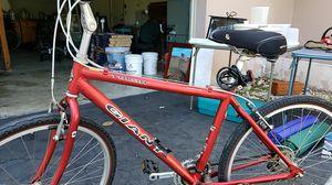 Giant Yukon bike. All original. New all terrain tires. New wide cushions seat. for Sale in Dunedin, FL