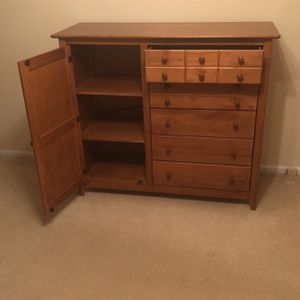 Dresser (made by Nadeau), About 5'x2'x4' for Sale in Northbrook, IL