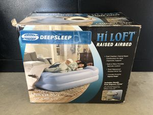 Queen Air Mattress for Sale in North Las Vegas, NV
