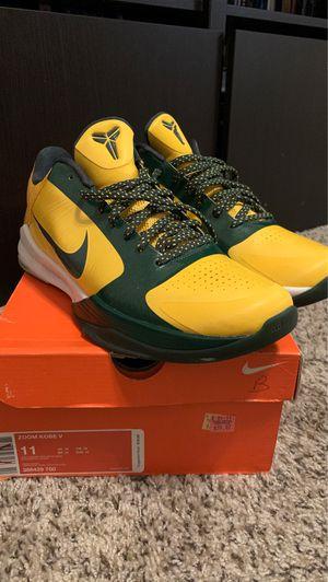 """Nike Zoom Kobe V """"Rice"""" size 11 for Sale in Chandler, AZ"""