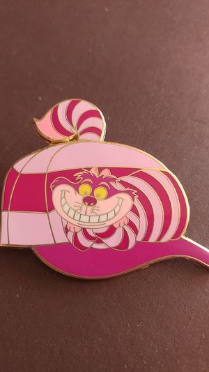 Cheshire Cat Disney trading pin for Sale in Jamul, CA