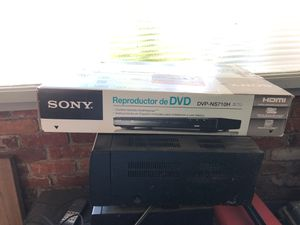 Free Sony DVD player for Sale in Anaheim, CA