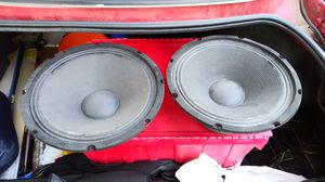 """12"""" Speakers good for Sub Box for Sale in Florissant, MO"""