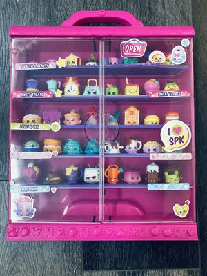 Shopkin Display Case for Sale in Plainfield, IL