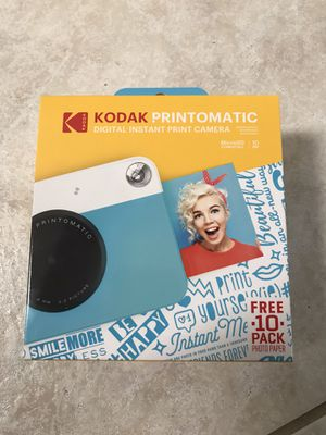 Kodak digital instant print camera for Sale in Palm Harbor, FL